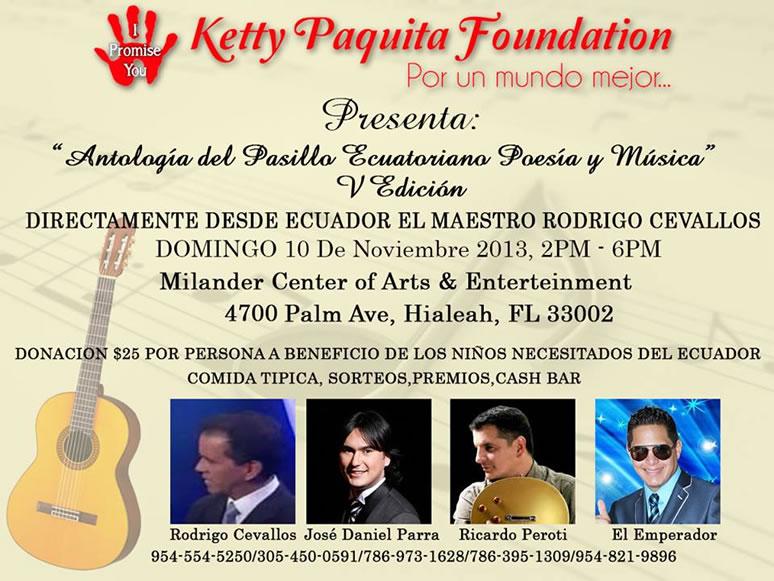 Ketty Paquita Foundation en La Florida