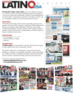 Poder Latino USA Media Kit