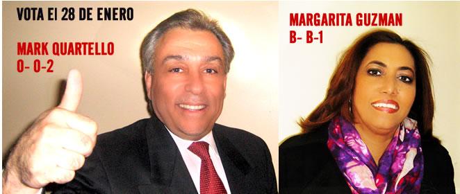 Votaciones Educativas West New York