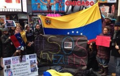 Venezolanos en New York
