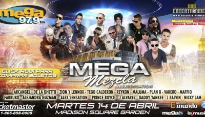 Mega Mezcla Alex Sensations