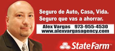 Alex Vargas StateFarm