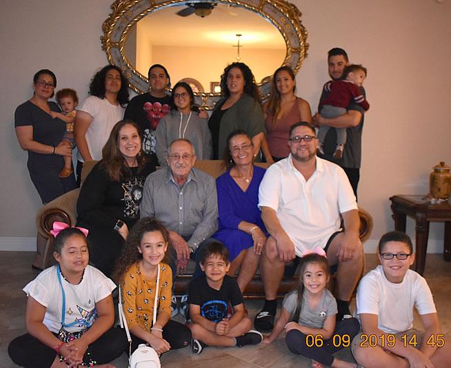 Familia Cedeño