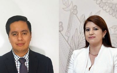 Fernando Campaña Otero y María Acosta Vargas