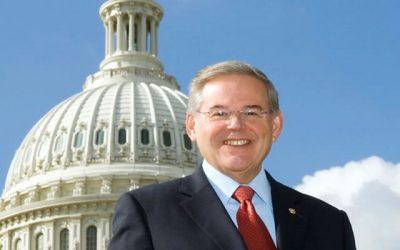 Senador Bob Menéndez