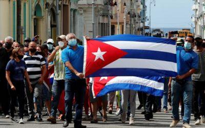 Cuba: Dictadura en Jaque