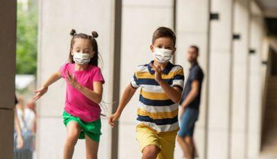 máscaras en las escuelas de Nueva Jersey