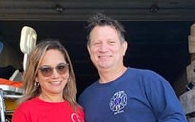 EE.UU. dona equipos de bomberos al Perú